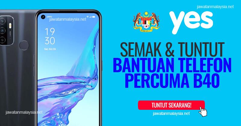 Post image for Bantuan Jaringan Prihatin YES: Tuntut Telefon Pintar Percuma Dengan YES